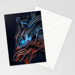 Feral Stationery Cards
