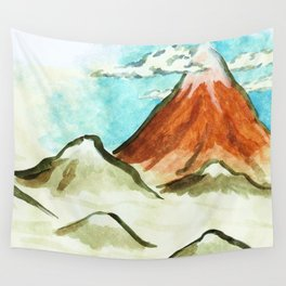 clearer air Wall Tapestry