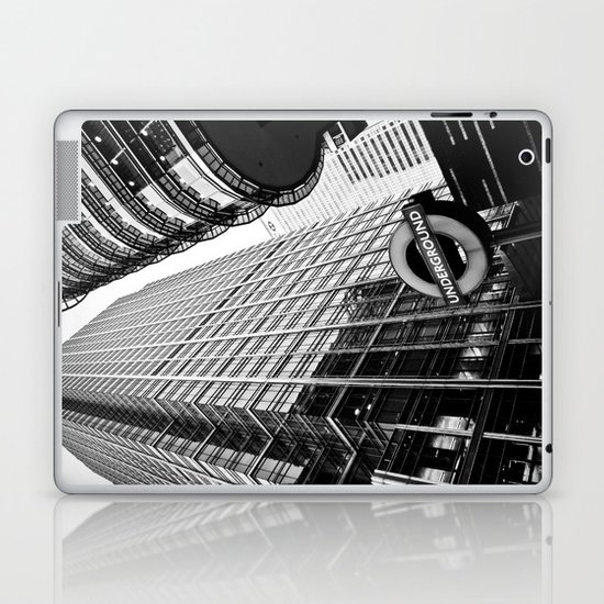 Canary Wharf  Laptop & iPad Skin