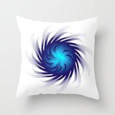 Circular Study No. 399 Throw Pillow