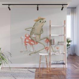 Awkward Toad Wall Mural