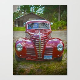 Streetrod Hear Me Roar Canvas Print