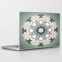 teal Laptop & iPad Skins featuring Teal by Laurkinn12