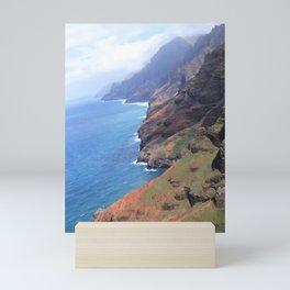 NA PALI COAST CRUISIN' Mini Art Print