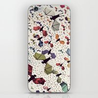 bats iPhone & iPod Skins featuring Bats by Cody Weber