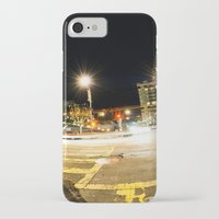 law iPhone & iPod Cases featuring Speed Law by blurdvizionz