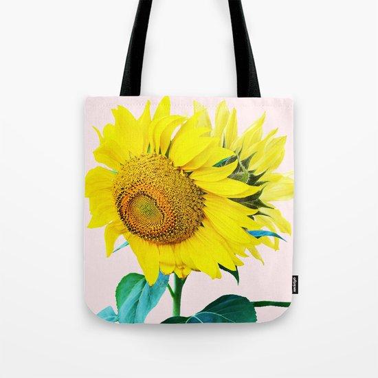 Sun Flowers #society6 #decor #buyart Tote Bag