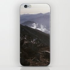 Angeles National Forest iPhone & iPod Skin