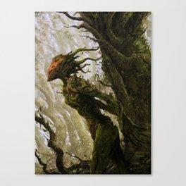 Scavenger Heroes series - 5 Canvas Print