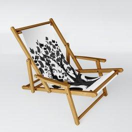 The Zen Tree Sling Chair