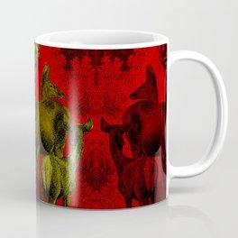 Metatrons cube hypercube II Coffee Mug