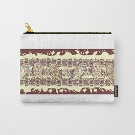 If the facts don't fit your theory, change the facts Carry-All Pouch