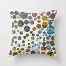 million foreign planets Throw Pillow