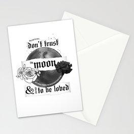 Good Mourning Lyrics Stationery Cards