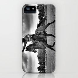 Cowboy Ghostrider  iPhone Case