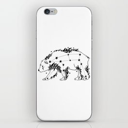 Ursa Major Bear iPhone Skin