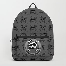 Never Stop Smiling (dark) Backpack
