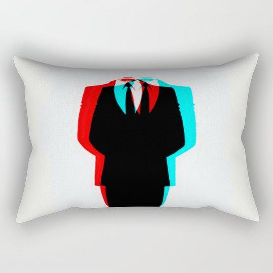 Anonymous.1 Rectangular Pillow