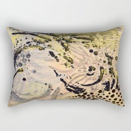 Free In Every Form Rectangular Pillow