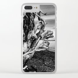 stance Clear iPhone Case