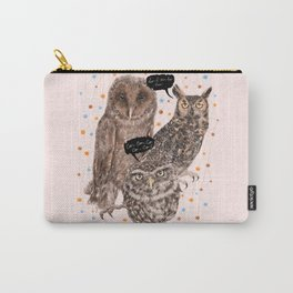 h'Hoo-hoo Carry-All Pouch