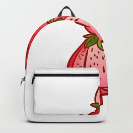 Fruit   strawberry bat, Fruits Backpack
