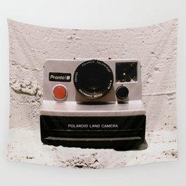 Pronto B Land Camera, 1977 Wall Tapestry