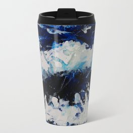 Waves IV Travel Mug