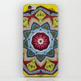 Blessing Mandala - מנדלה ברכה iPhone Skin