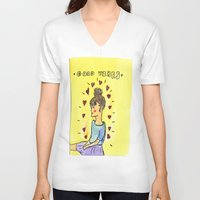 good vibes V-neck T-shirts featuring Good Vibes  by Allmymetaphors