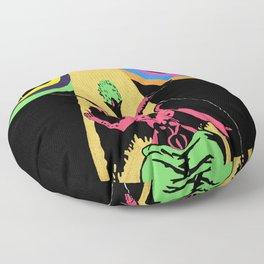 Baphomet Floor Pillow