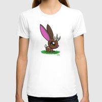 jackalope T-shirts featuring Baby Jackalope by Joe Havasy