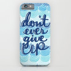 Fight the Blues iPhone 6s Slim Case