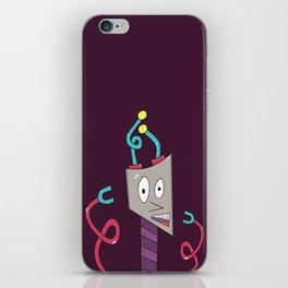 Davey Bot iPhone Skin