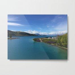 Lake Tekapo | New Zealand |  Landscape Photography Metal Print