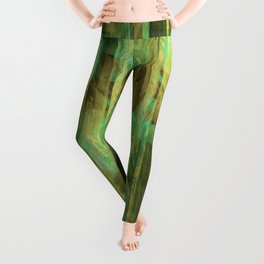 Greeny Dreams Leggings