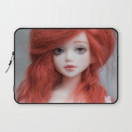 Ginger doll Laptop Sleeve