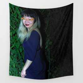 Soo By Night Wall Tapestry