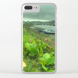 Pasty of Hayle Clear iPhone Case