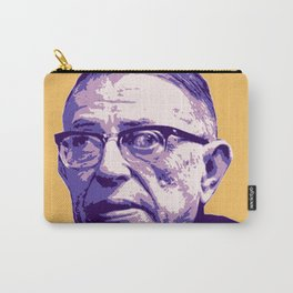 Jean-Paul Sartre Carry-All Pouch