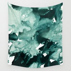 inkblot marble 4 Wall Tapestry