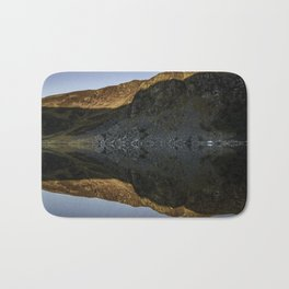 Wicklow Mountains Sunrise Bath Mat