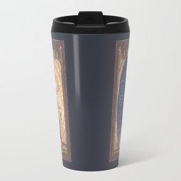 Angelic Intervention (Dean Winchester is Saved) Travel Mug
