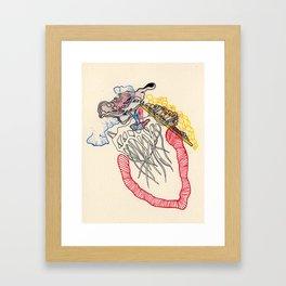 Sensory Systems 3 Framed Art Print