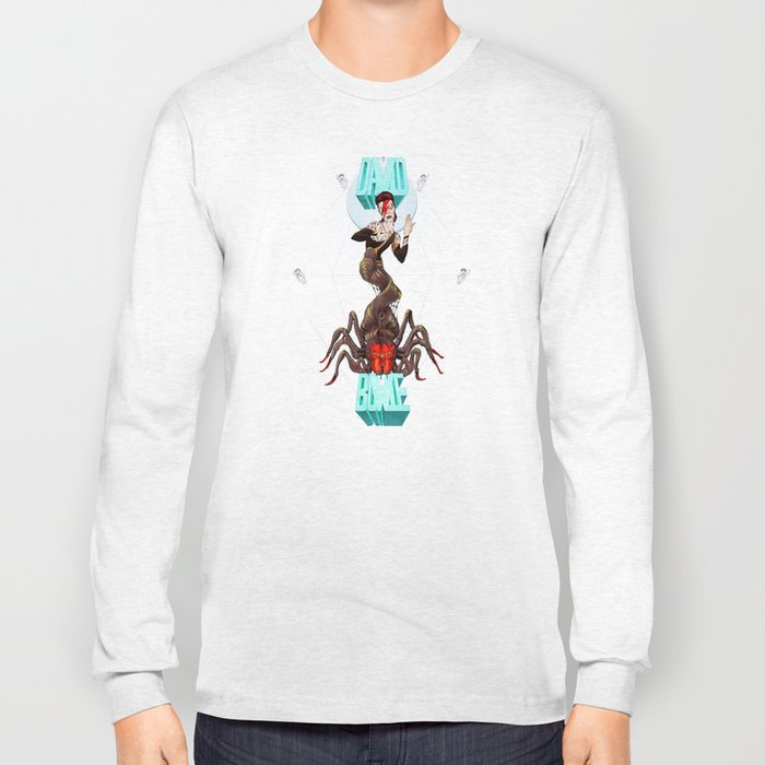 Spiders from Mars  Long Sleeve T-shirt