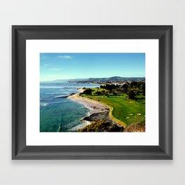 Fossli's Bluff - Tasmania Framed Art Print