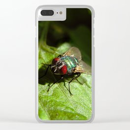 But A Fly Clear iPhone Case