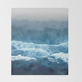 Coast 11 Throw Blanket