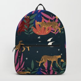 Wild & Free Jungle Cat Backpack