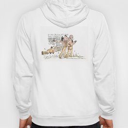 "Back to the Future - another ""you're COLOR"" promo! Hoody"